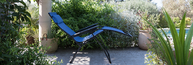 Meilleurs fauteuils relax pliants de jardin lafuma - ergonomie et confort