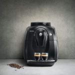 Philips HD865001 Machine Espresso Super Automatique Série 2000 : café grain