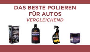 vergleichend polieren autos