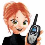 Buki - TW02 - Talkie Walkie Rechargeable-4