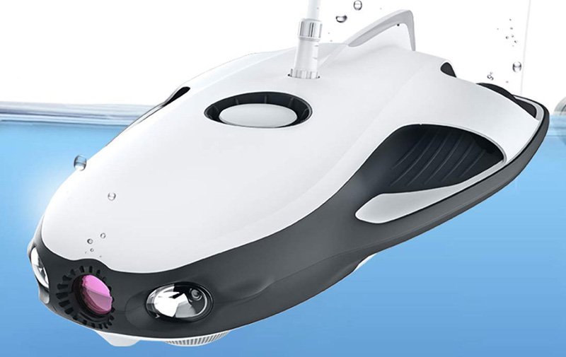 drone sous marin ergonomie