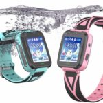 EarnCore Montre Smart Watch GPS traceur pour enfants: l'aventurière