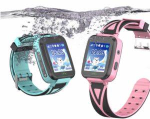 EarnCore Montre Smart Watch GPS traceur pour enfants : l'aventurière