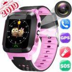 KTaoism Smartwatch montre GPS multifonctions pour enfants: la plus gadget