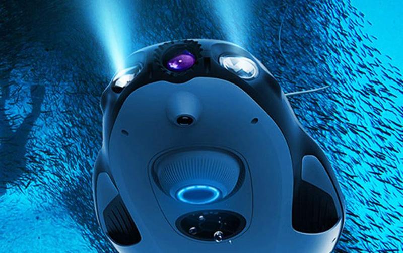 meilleur drone sous marin exploration sous marine