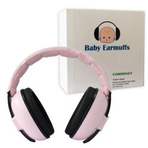 Comhoney Casque Anti Bruit Enfant