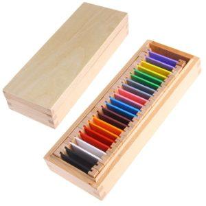 boite de couleurs