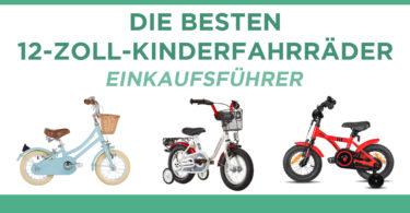 besten 12 Zoll Kinderfahrräder