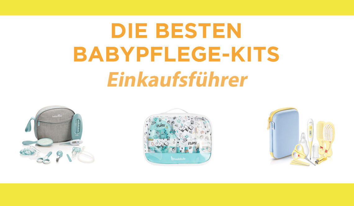 besten babypflege kits