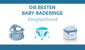 vergleichend baby baderinge