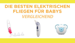 vergleichend elektrischen fliegen babys