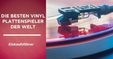 besten vinyl plattenspieler