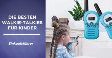 besten walkie talkies kinder