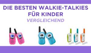 vergleichend walkie talkies kinder