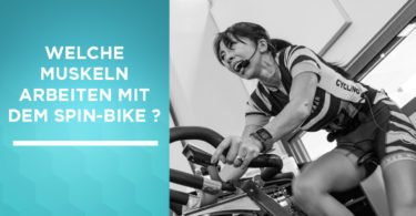 muskeln spin bike