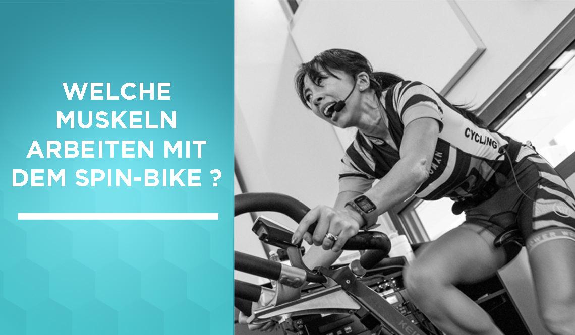 muskeln spin bike