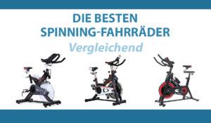 vergleichend spinning fahrräder