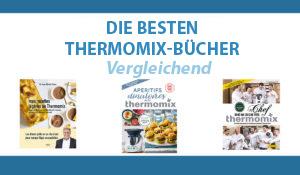 vergleichend thermomix bücher