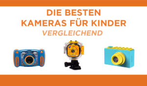 Vergleichend kameras kinder