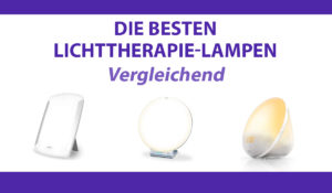 vergleichend lichttherapie lampen